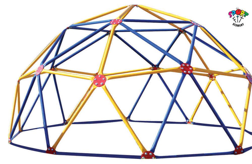 Klettergerüst Space Dome - für innen und aussen geeignet