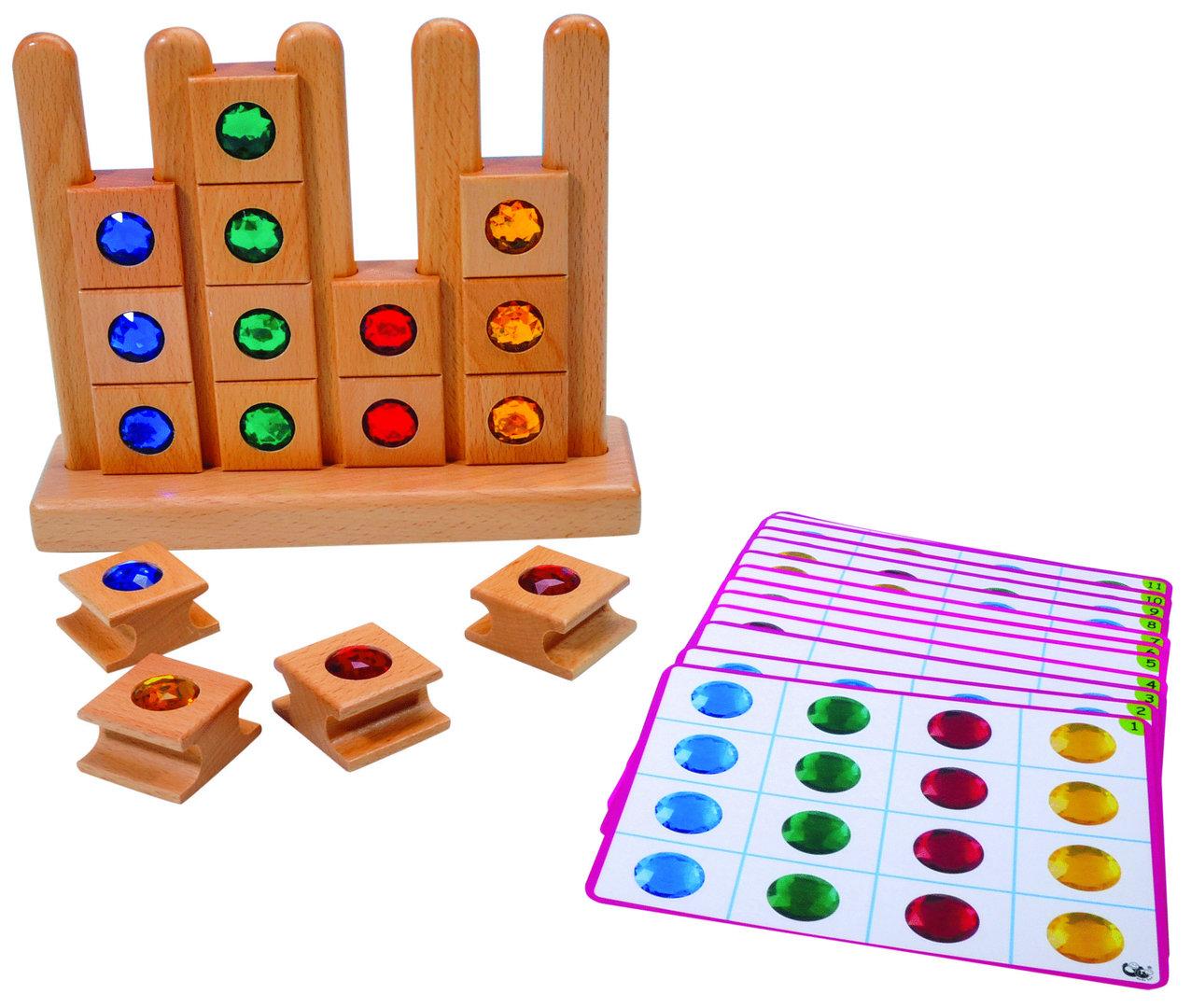 JuwelenTierLegespiel