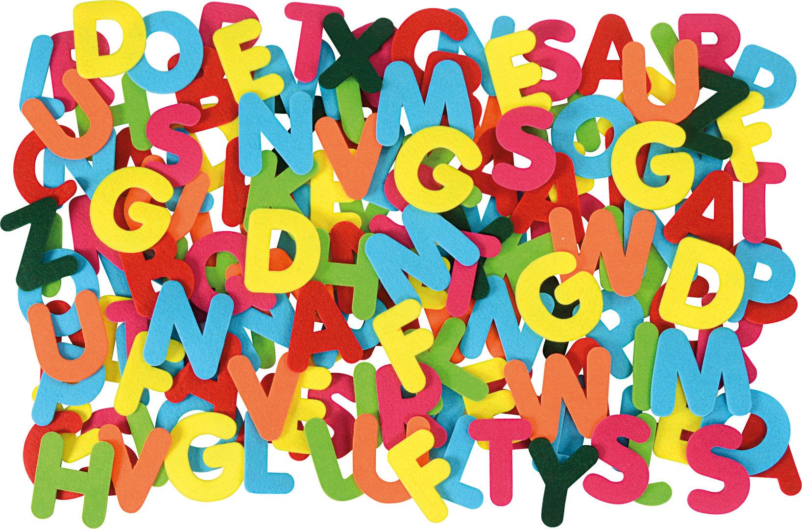 Buchstaben kennenlernen