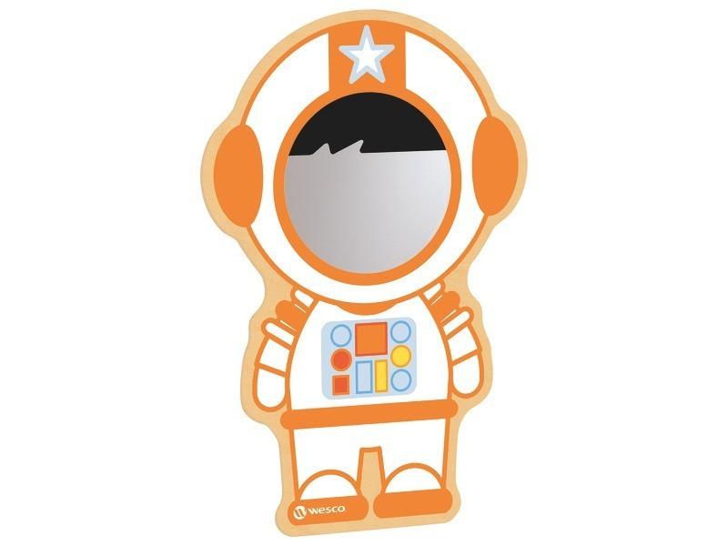 Spiegel Astronaut