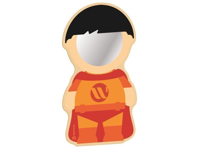 Spiegel Superheld